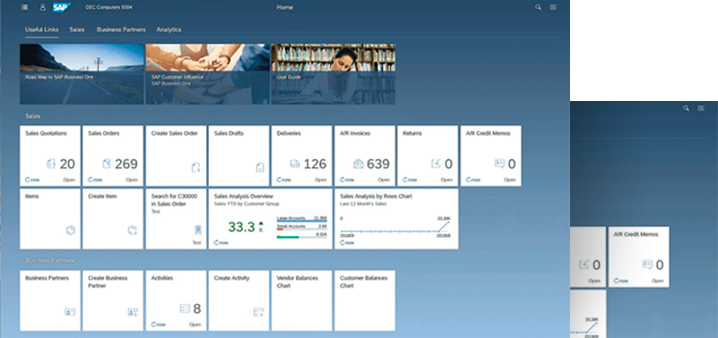 SAP Business One preview