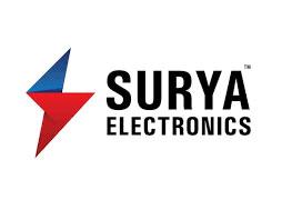 Surya Electronics Logo